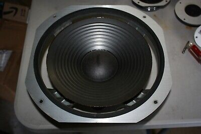 Pioneer HPM-900 Speakers Parts Single 30-758A Woofer VG Working Needs Surround