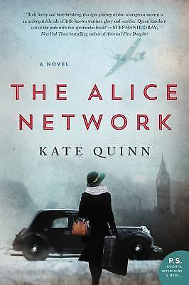 The Alice Network by Kate Quinn ( E-b00k)