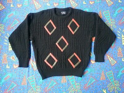 Vintage Sweater Mens Size XL Sovrano