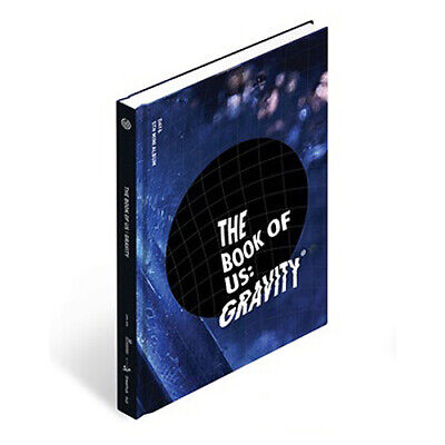 DAY6 THE BOOK OF US:GRAVITY Mini Album SOUL CD+POSTER+F.Buch+Karte+Mark+PreOrder