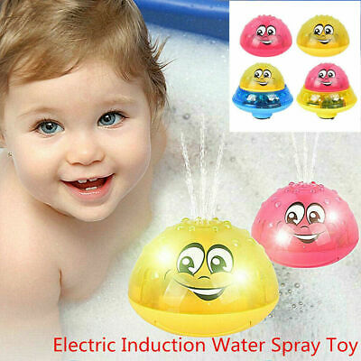 Infant Children's Electric Induction Water Spray Toy HOT L3P4