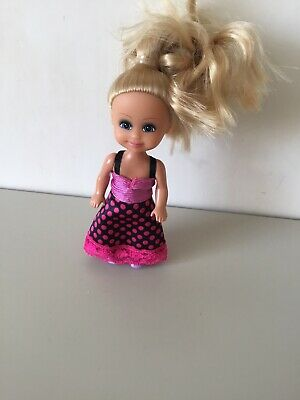 Barbies Sister Kelly Shelly Doll