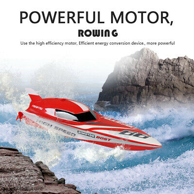 2017 HIGH SPEED RC Boat Super Mini Performance Remote