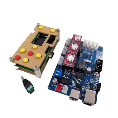 GRBL Offline Controller LCD Screen 3 Axis Xontrol Board for Engraving Machine