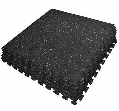 Rubber Mat Home Office Yoga Gym Gymnastic Garage Workshop Showroom Floor Matting
