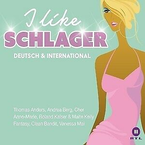I Like Schlager-63 Discofox Party Hits für 2017 - VARIOUS [3x CD]