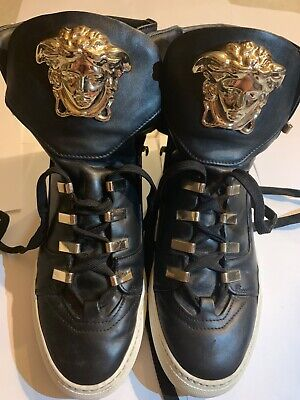 353d490b8688 SCARPE VERSACE NERE Stringate N.39 made in italy - EUR 50,00 ...