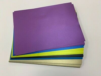 A4 Pearlescent **Paper** Offcutz Lot 14 - Deal Offer Sale 150 Sheets