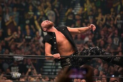 AEW DOUBLE OR NOTHING JON MOXLEY 8X10 Photo Prints Bundle BRAND NEW IMAGES