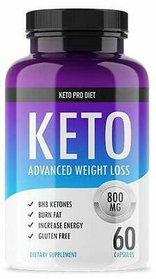 Keto Pro Diet Pills Shark Tank Ketones Help Burn Fat Weight Loss Supplement
