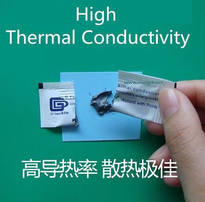 Thermal Grease Paste Heatsink Compound For CPU GPU Cooling