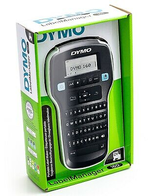 DYMO LabelManager 160 Easy-To-Use Lightweight Label Maker LMR-160
