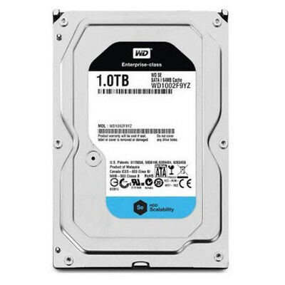 "Western Digital 1TB WD1002F9YZ 7200RPM 128MB SATA 3.5"" Desktop HDD Hard Drive"