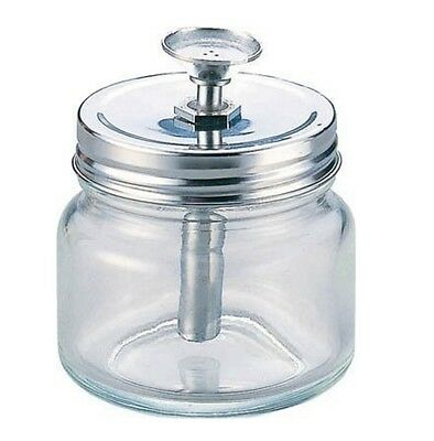 Hozan / Liquid Dispenser Glass Pot / Z-76 / Made In Japan