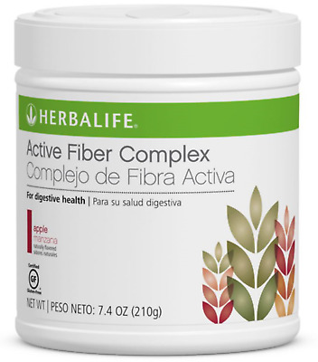 NEW HERBALIFE ACTIVE FIBER COMPLEX APPLE 7.4 OZ. / FAST SHIPPING exp 2021