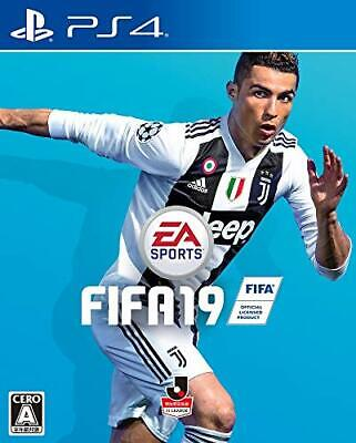 PS4 PlayStation 4 Electronic Arts FIFA 19Japan Import