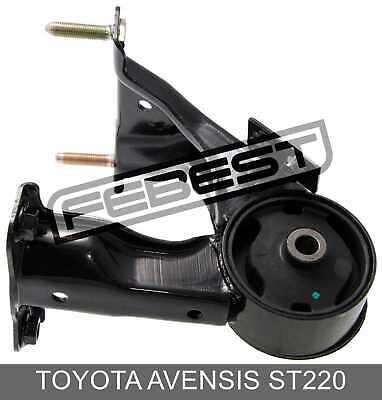 Engine Mount fits TOYOTA AYGO KGB10 1.0 Right 2005 on 1KR-FE Mounting Firstline
