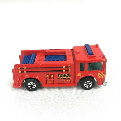 Vintage 1976 Hot Wheels Fire Eater Fire Truck Very Good Condition Fast Shipping