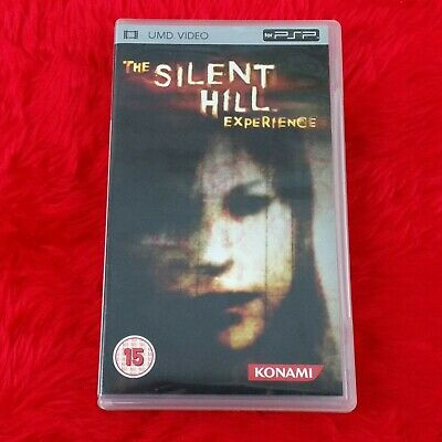 UMD The SILENT HILL EXPERIENCE Playstation Portable PSP PAL UK Version