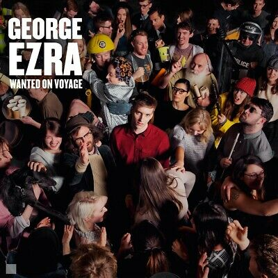George Ezra - Wanted On Voyage, 1 Audio-CD
