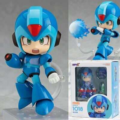 Good Smile Nendoroid 1018 Rock Man X ( Mega Man X ) Action Figure