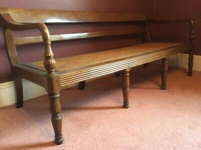 Long Antique Bench from Indonesia