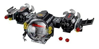 LEGO Batsub with Instructions & Stickers from Set 76116
