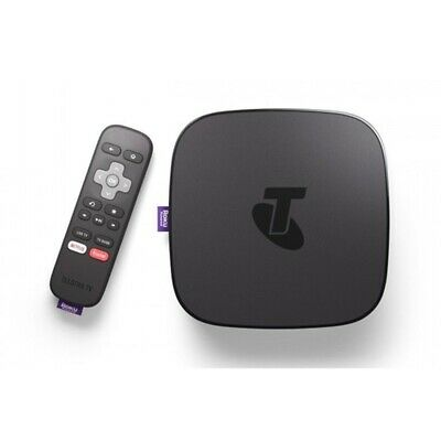 Telstra TV powered By Roku 4K (Model no. 4700TL) YOUTUBE NETFLIX SBS Used