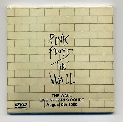PINK FLOYD - THE WALL - LIVE AT EARL'S COURT - August 9th 1980-2CD+DVD [NEW]