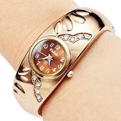 fashion rose gold women's watches bracelet watch women watches luxury diamond la