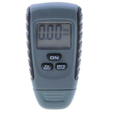 Meter Paint Thickness Gauge Equipment Measurement Digital Coating Tester