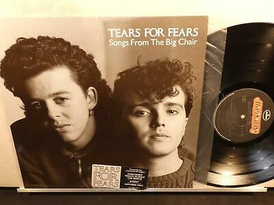 TEARS FOR FEARS - Songs from the Big Chair [New CD] - $13 14 | PicClick