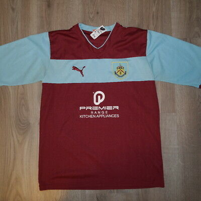 Puma Burnley 2012-13 home football shirt jersey size L LARGE
