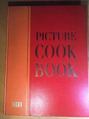 Vintage 1961 Time Life Picture Cookbook - Hardcover Book Very Good Condition USA