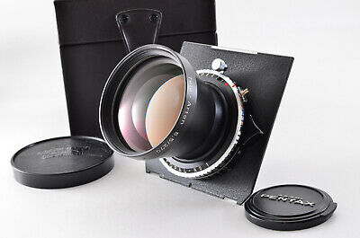 【N MINT in Case】Schneider Tele Arton 270mm F5.5 MC Lens Copal 1 From JAPAN 522Y