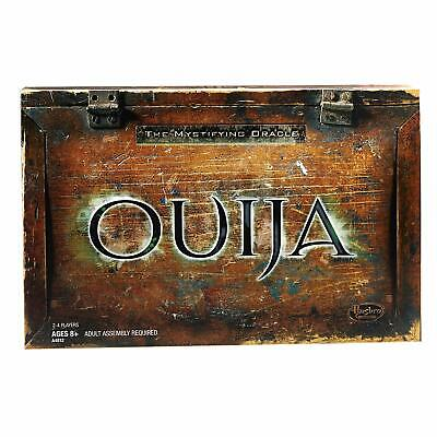 Vintage Ouija Board Game Set Mystifying Oracle Brothers Parker Witch Ghost Fuld.