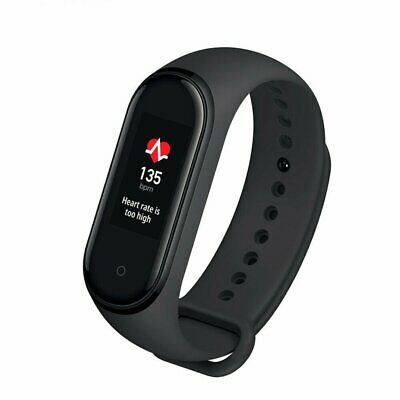 Original XIAOMI MI BAND 4 bluetooth5.0AMOLED SMART OROLOGIO SPORT FITNESS WATCH