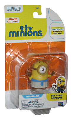 Despicable Me Minions Movie Egyptian Thinkway Toys Action Figure