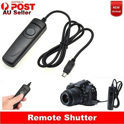MC-DC2 Remote Shutter Release Cable for Nikon D750 D7200 D5500 D5100 D3300 D90