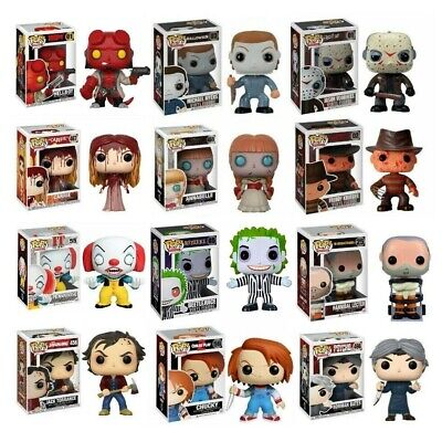 "FUNKO POP Horror Halloween Movies Horror Story - 1 pop w/ Case ""MINT"" Guarantee"
