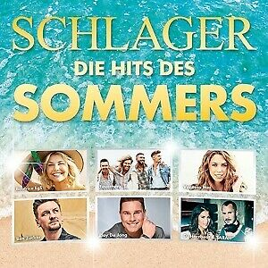 Schlager-Die Hits Des Sommers - VARIOUS [2x CD]