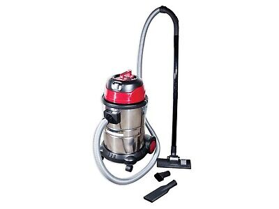 30 Litre Professional Industrial Wet & Dry Vacuum Cleaner M7031/BS