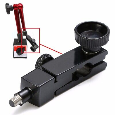 1pc Gimbal Fine Adjustable Swivel Magnetic Base Holder Lever Dial Indicator Part