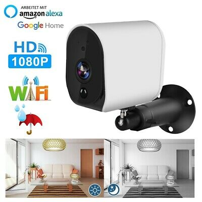 Wireless 1080P HD WIFI IP Camera Outdoor Waterproof Home Security Night Vision
