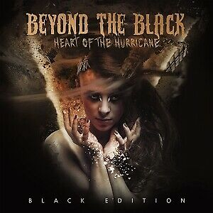 Heart Of The Hurricane (Black Edition) - BEYOND THE BLACK [2x CD]