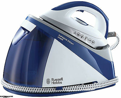 Russell Hobbs 23390 Supremesteam Steam Generator, Eco Mode