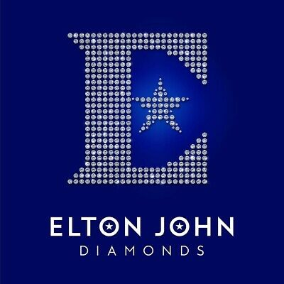 JOHN ELTON - Diamonds, 1 Audio-CD