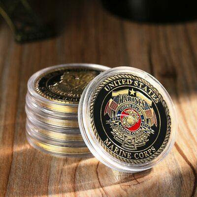 1 - BRAND NEW Physical Real 1oz BITCOIN Gold Plated 38mm Collectible