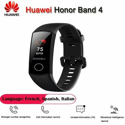 "HUAWEI Honor Band 4 Braccialetto Bluetooth Orologio 0.95"" AMOLED TOUCH SCREEN"
