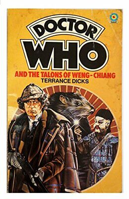 Doctor Who and the Talons of Weng-Chiang [paperback] Dicks, Terrance
